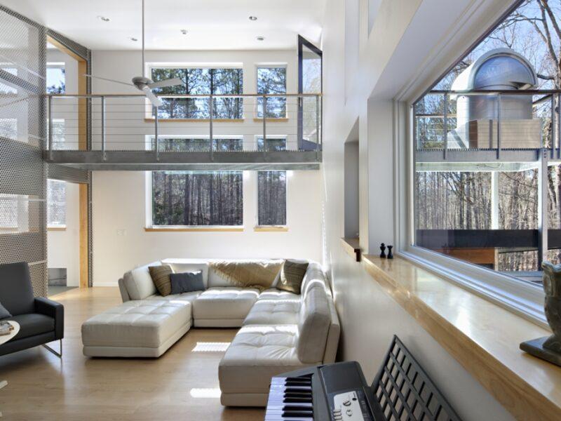 The Adnan Nasir and Angela Hodge Residence