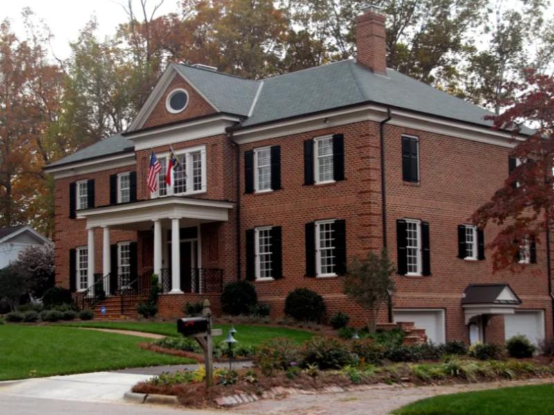 Betty Ann and George Lennon House