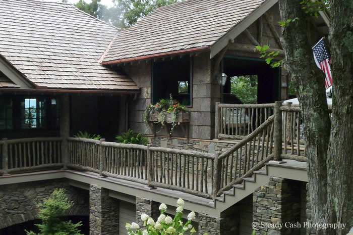 Mountain House in Linville