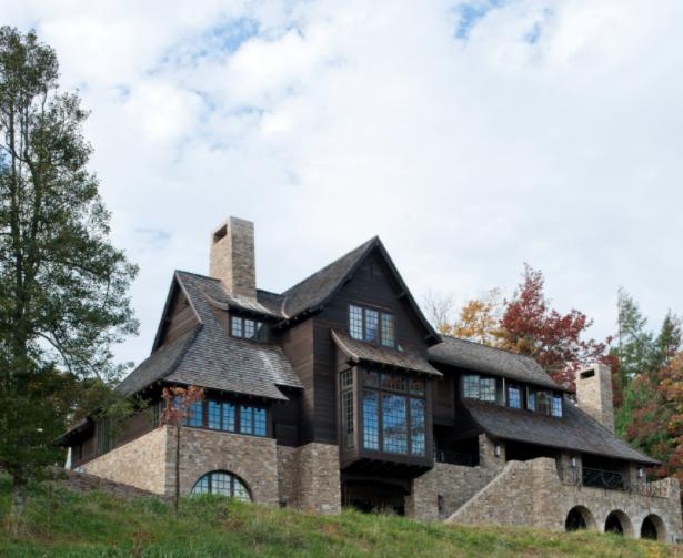 Mountain Retreat House