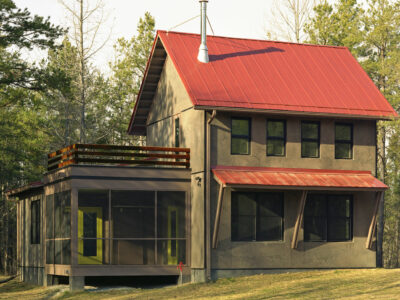 The Schauman-Adams House