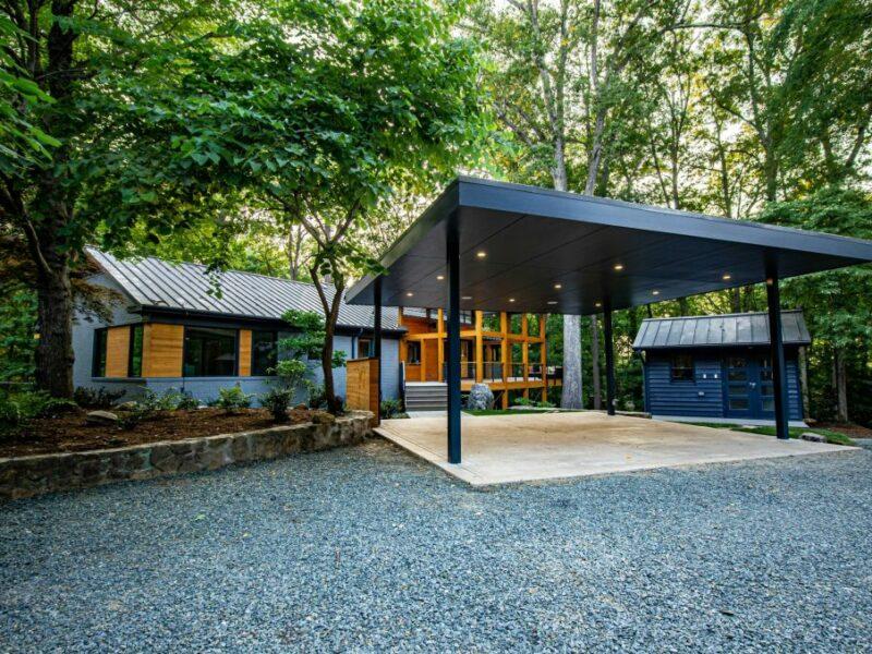 The Clark Residence