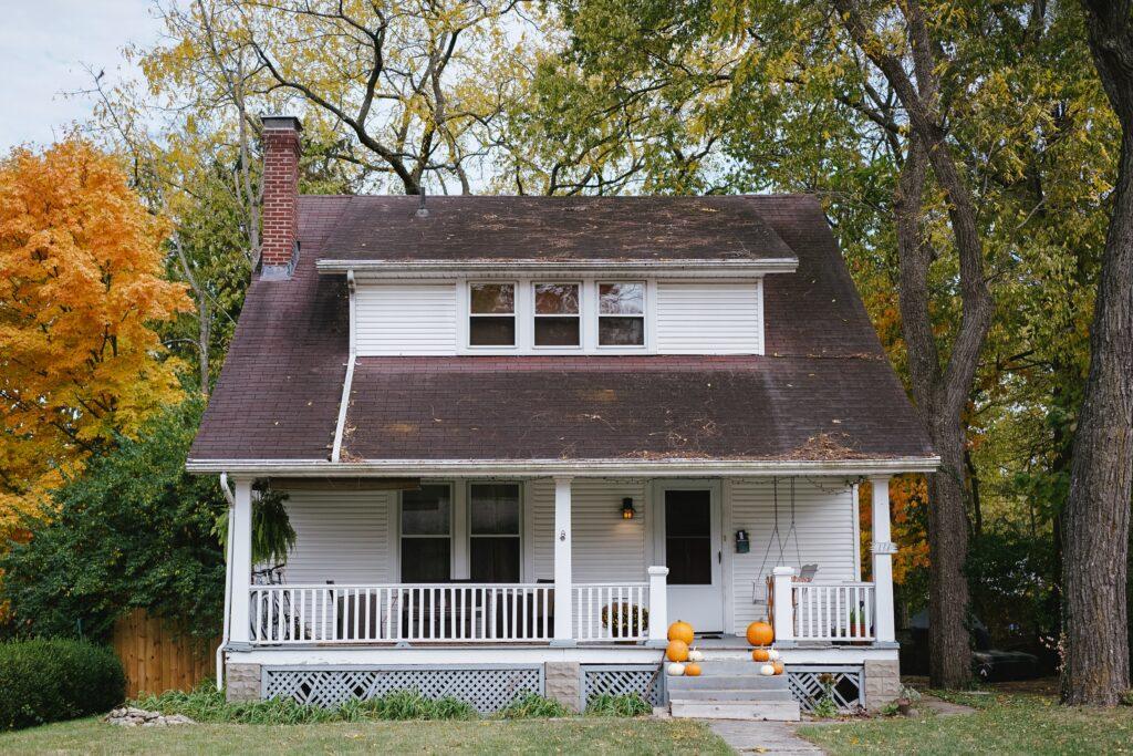 retrofitting an old house