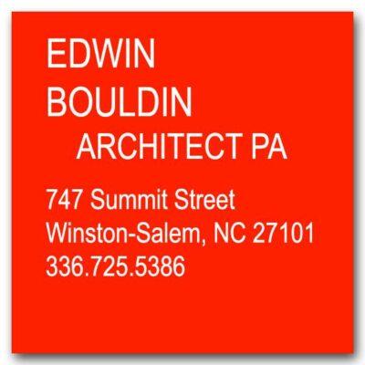 Edwin Bouldin Architect PA