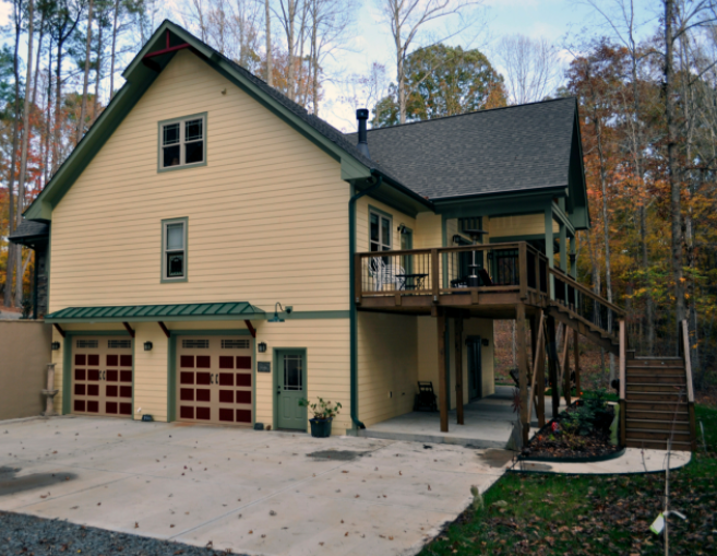 2 Story Custom Residence