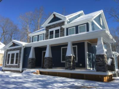 Great Smokey Mountain Drive House