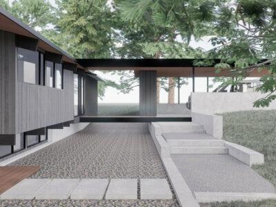 Durham Deck House
