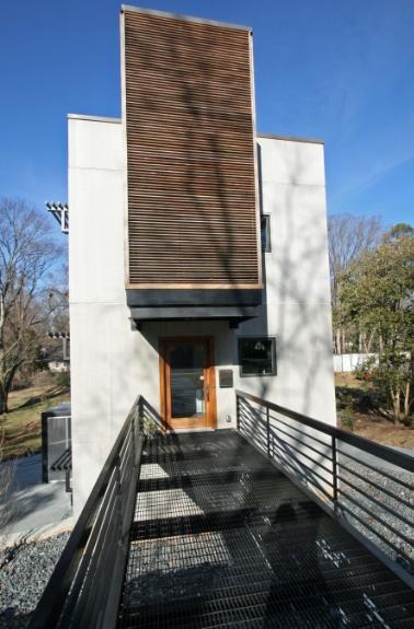 Midwood Concrete House