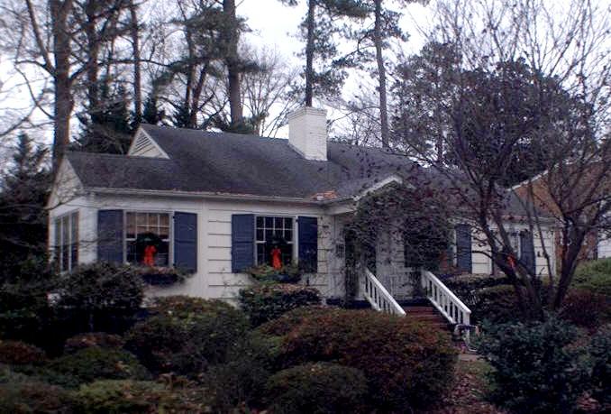 The Lisa Monette House