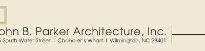 John B. Parker Architecture Inc